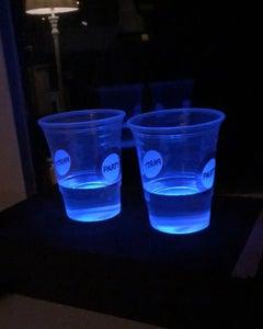 Illuminated Beer Pong