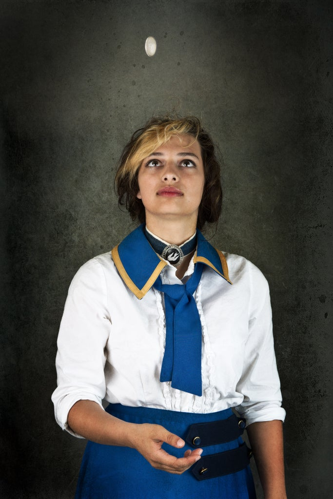 Bioshock Infinite: Elizabeth Costume Breakdown