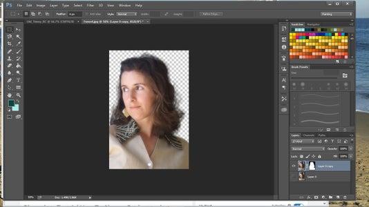 Crop a Portrait