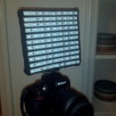 Build a Flexible DSLR LED Video Light