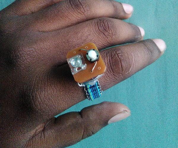 Watch Ring (ATtiny85)