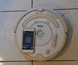 $3 Roomba 500 Bluetooth Adapter