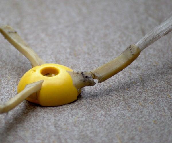 Fixing a Roomba Side Brush Using Sugru
