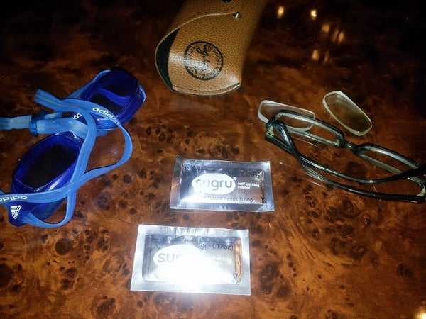 Optical Lens for Swimming Goggles