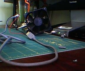Powerful & Quiet USB Fan