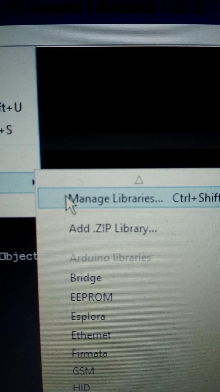 Install IR Remote Library