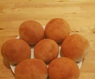 超级容易没有揉面包