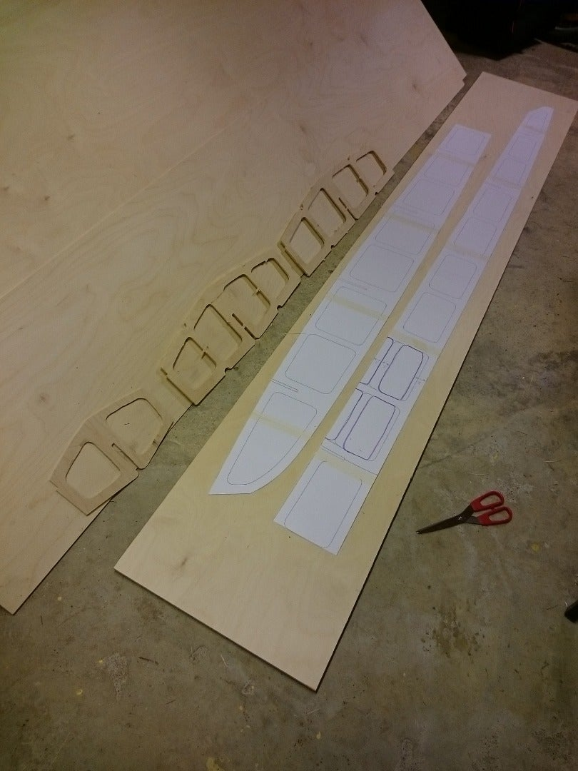 The CNC Router and the Jig Saw