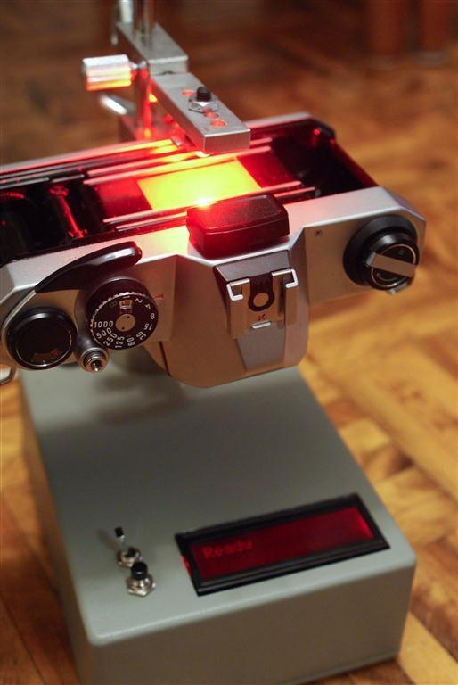 Build a Camera Shutter Speed Timer