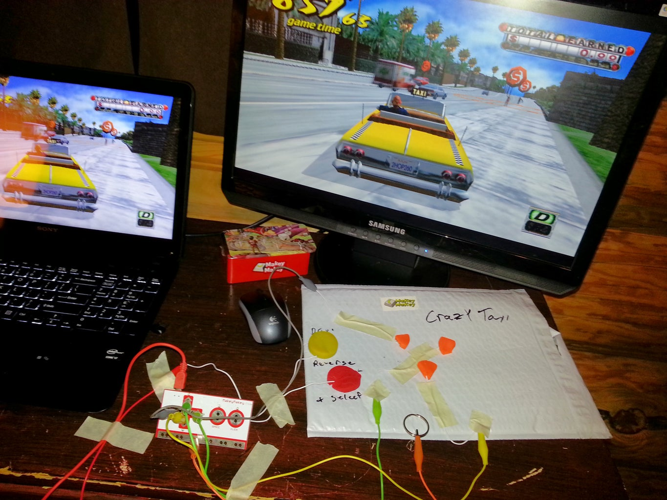 Now Let's Get Crazy With Crazy Taxi
