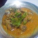 Nepali Spicy Chicken Curry