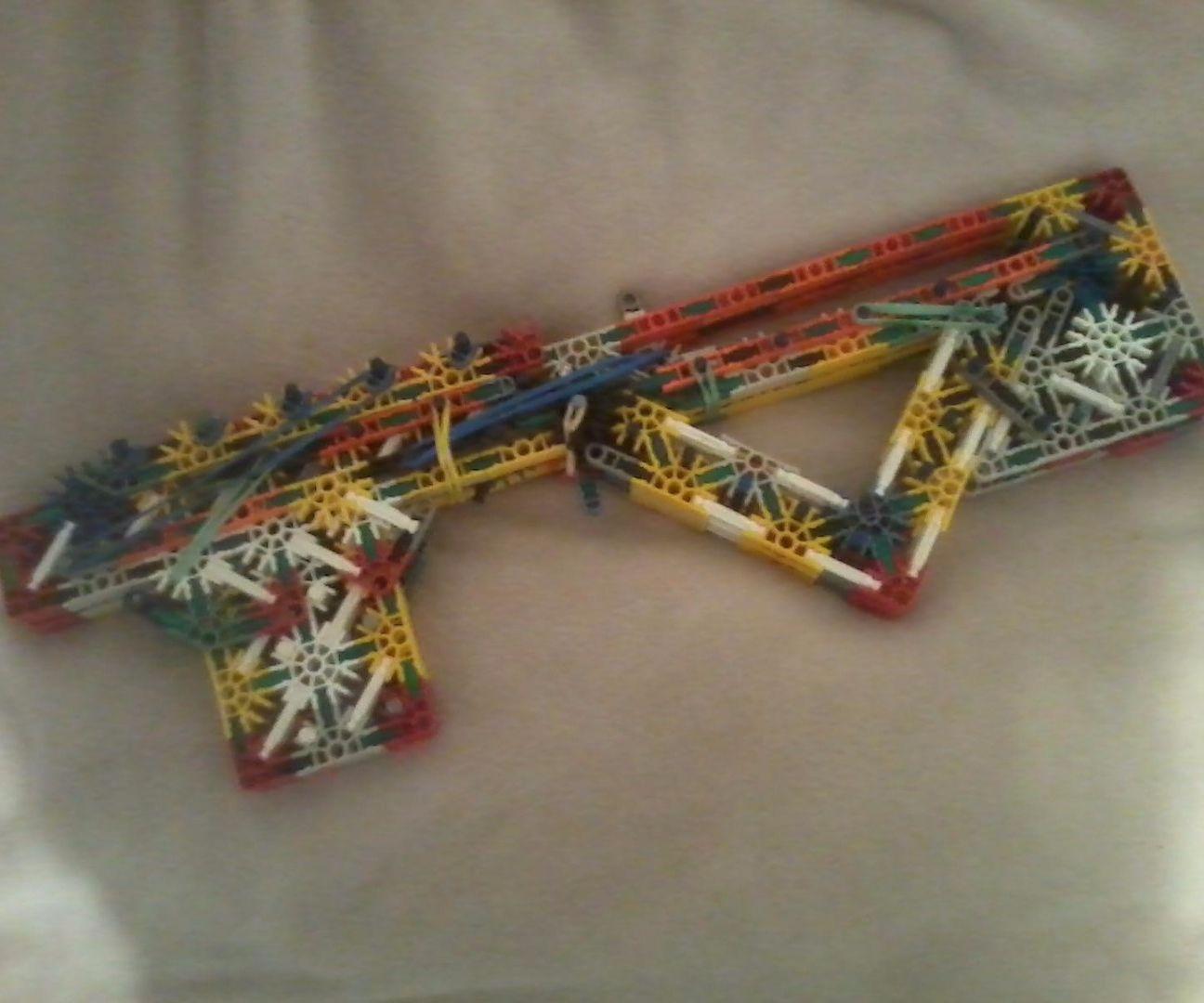 K'nex Slide Action IB Rifle - I'm Back?!