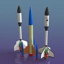 3D Print flying model rockets