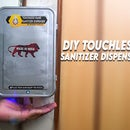 Diy Automatic Sanitizer Dispenser