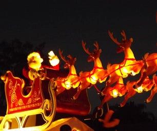 Christmas Parade Float