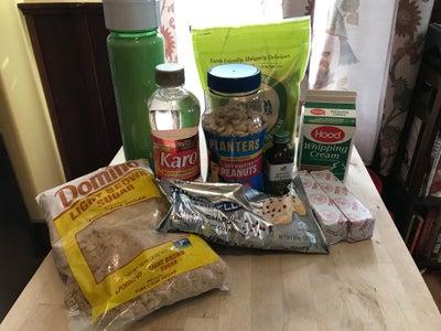 Materials & Ingredients