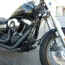 Removing the fuel vapor canister from your California Harley