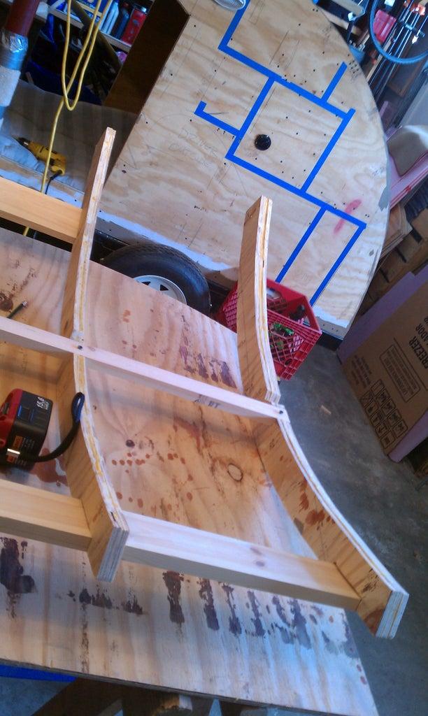 Hatch Part 2 - Build the Hatch Frame