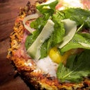 The Perfect Brunch Pizza