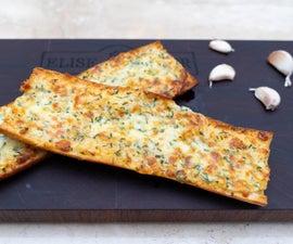 Delicious Cheesy Garlic Bread
