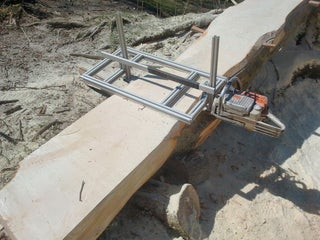 Chainsaw Mill Build, Use & Tips N Tricks