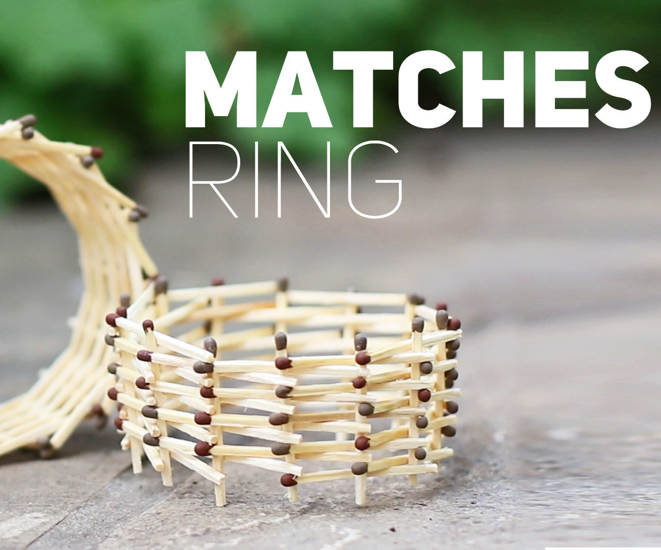 Matches Ring