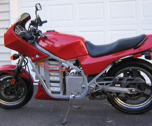How to Build a 72Volt Electric Motorcycle