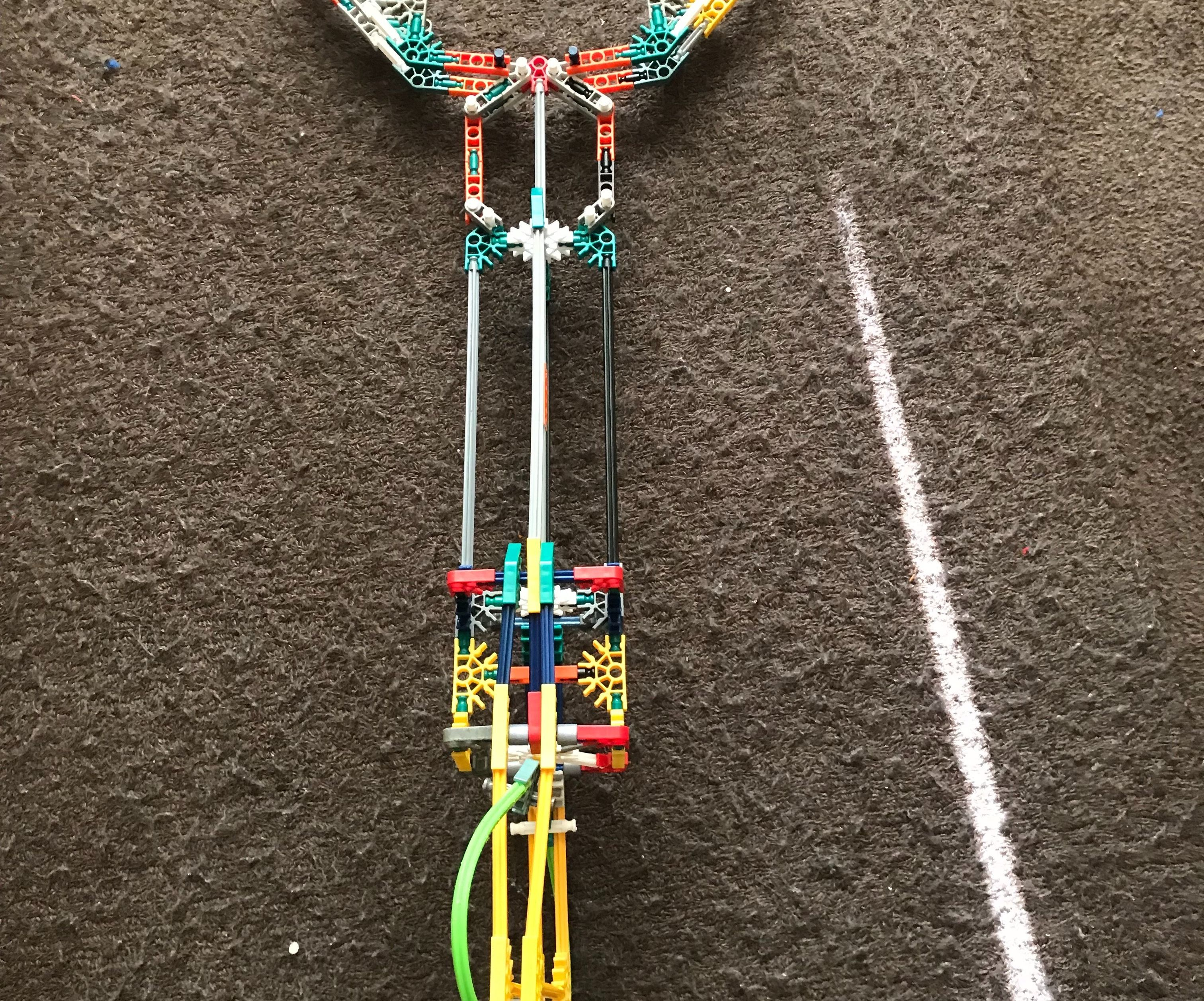 Knex Long Range Claw