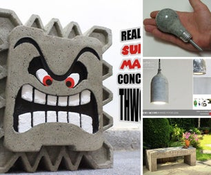 Easy Concrete Projects