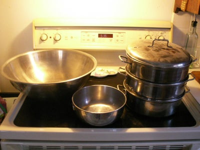 Stove Top Essential Oil Extractor