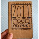 DIY: Food Passport