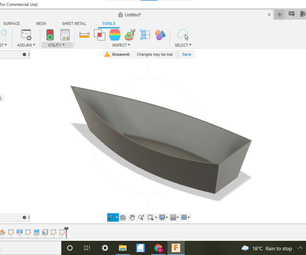 Boat Design With Fusion 360