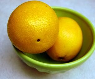 An Easy Orange Liqueur