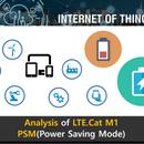 Analysis of LTE Cat.M1 PSM(Power Saving Mode)