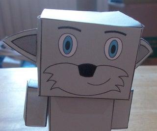 Lesson 5: 3D Animal Paper Craft