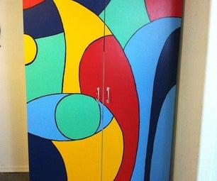 John Kraft Inspired Cabinets