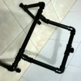 Laptop STAND PVC Table