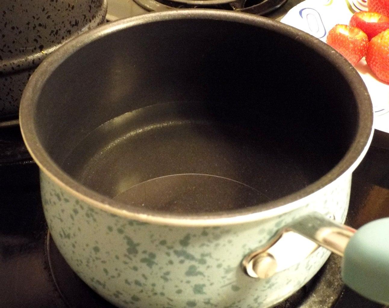 Prep the Jell-O Mixture
