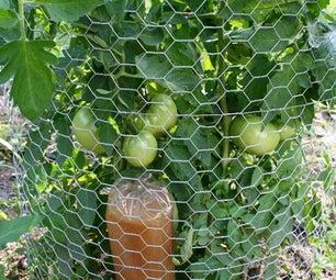 Organic Feriliser From Kitchen Refuse