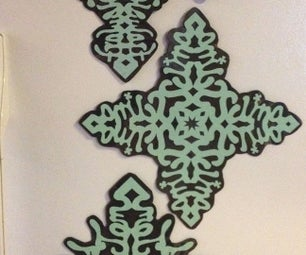 Personalized Snowflakes