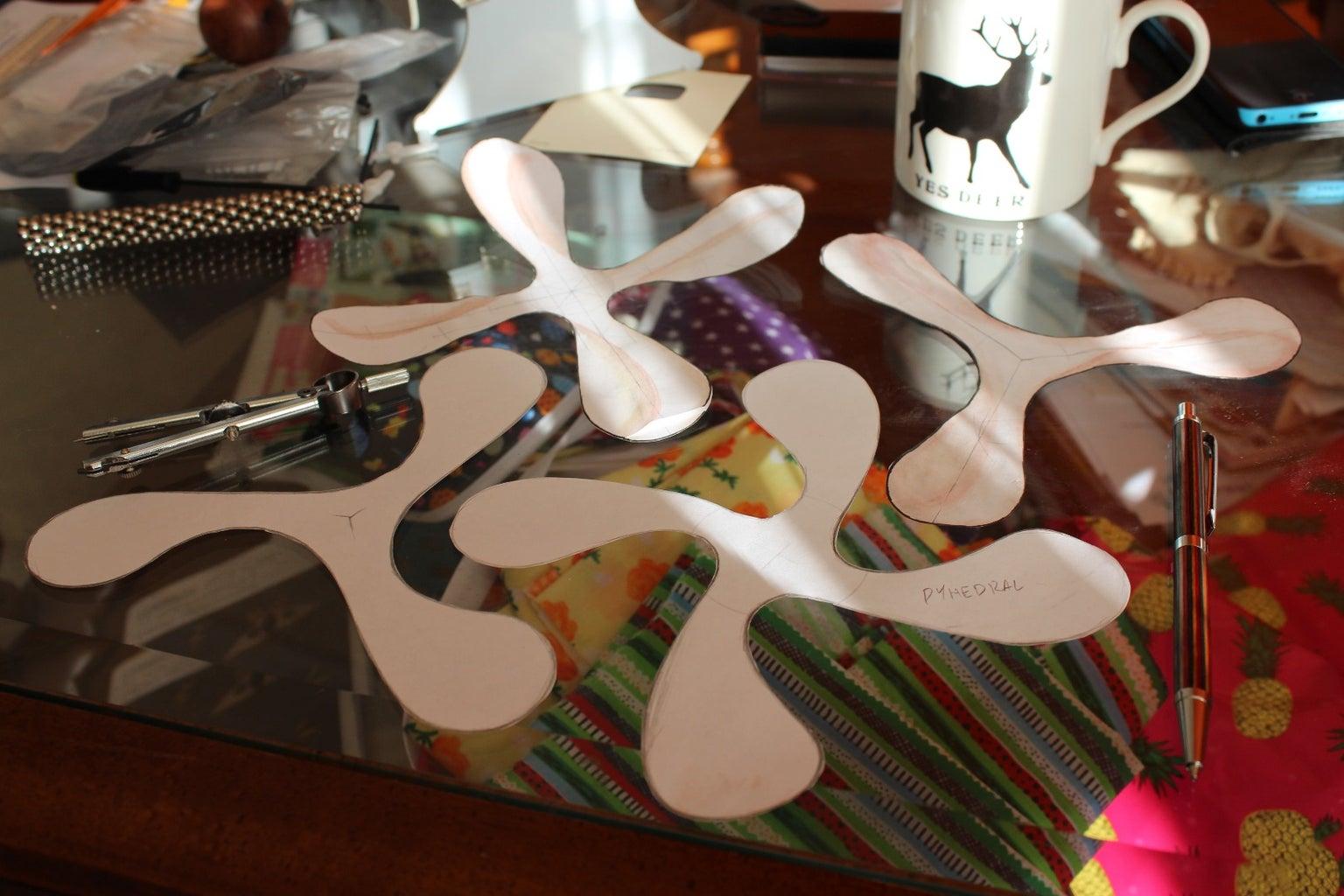 Designing the Experimental Boomerangs