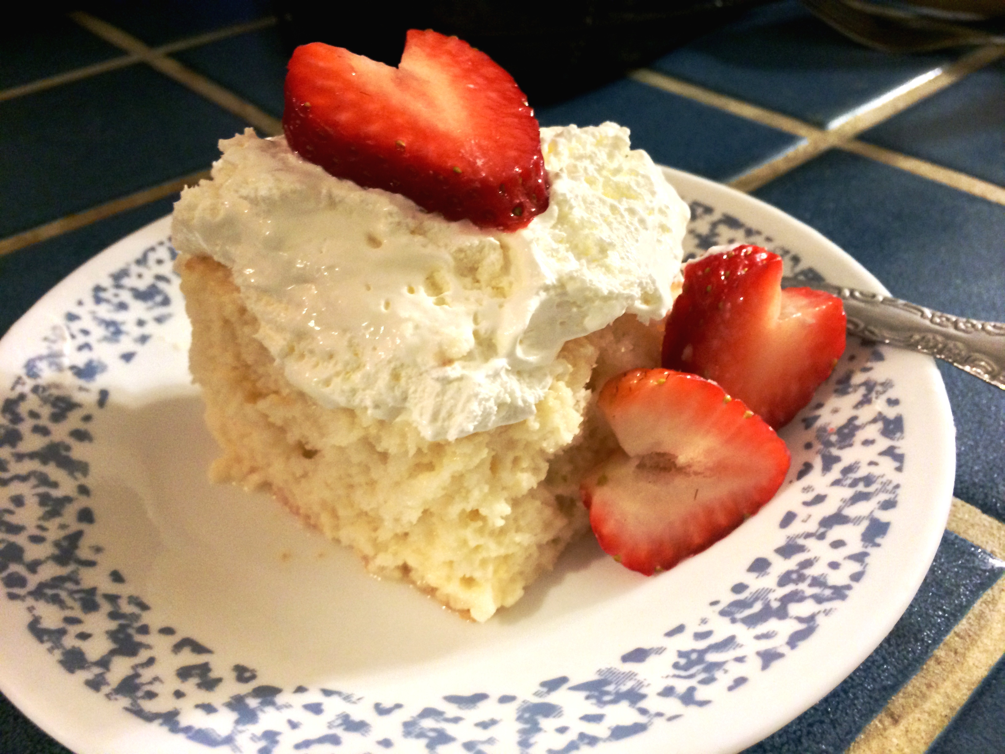 *CHEATER'S Tres Leches Cake: Perfect for Your Sweetheart