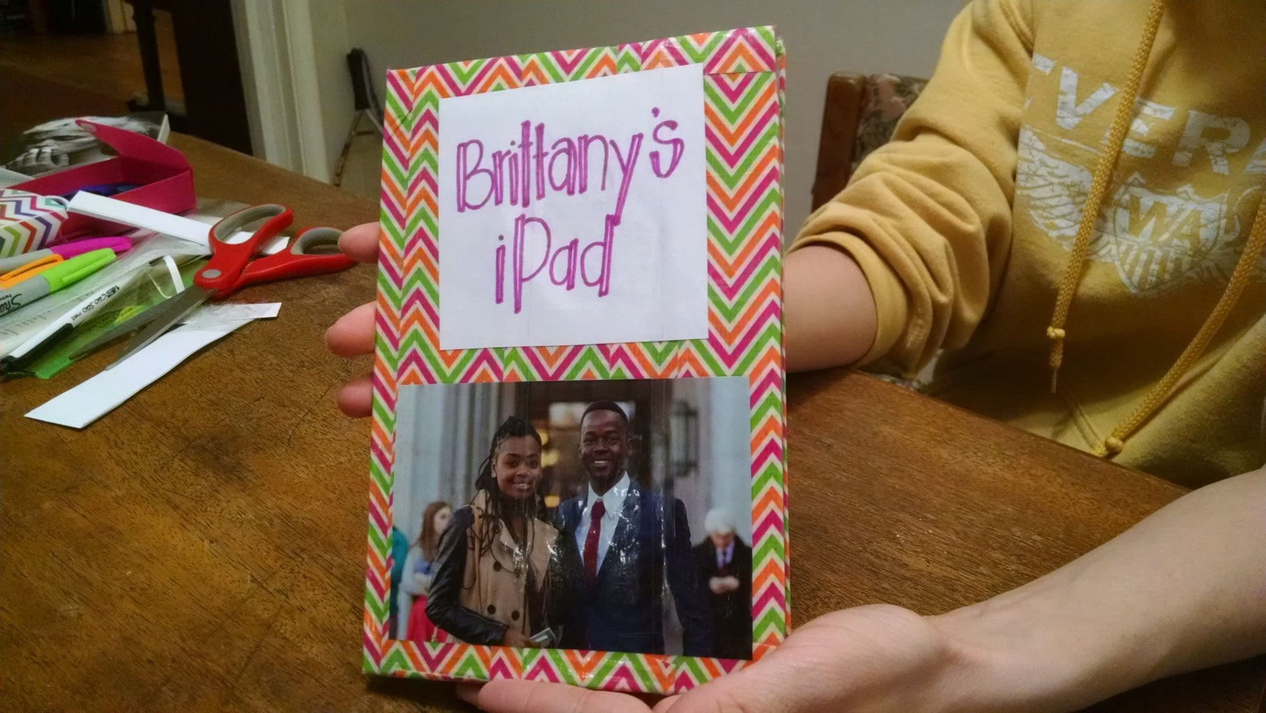 IPad Case for College Students