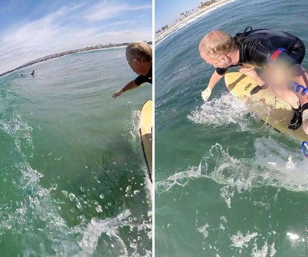 Build a GoPro Surf Pole
