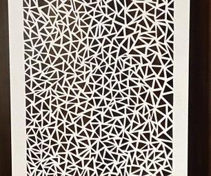 Paper Cutting Art 1