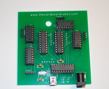 Motor Control Hardware