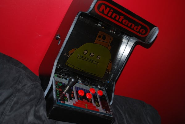 The Genuine NES Bartop Arcade