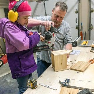 Building the $2 Birdhouse