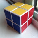 How To Solve 2x2 Rubik's Cube