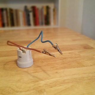 Super Simple and Cheap Soldering Helping Hand.